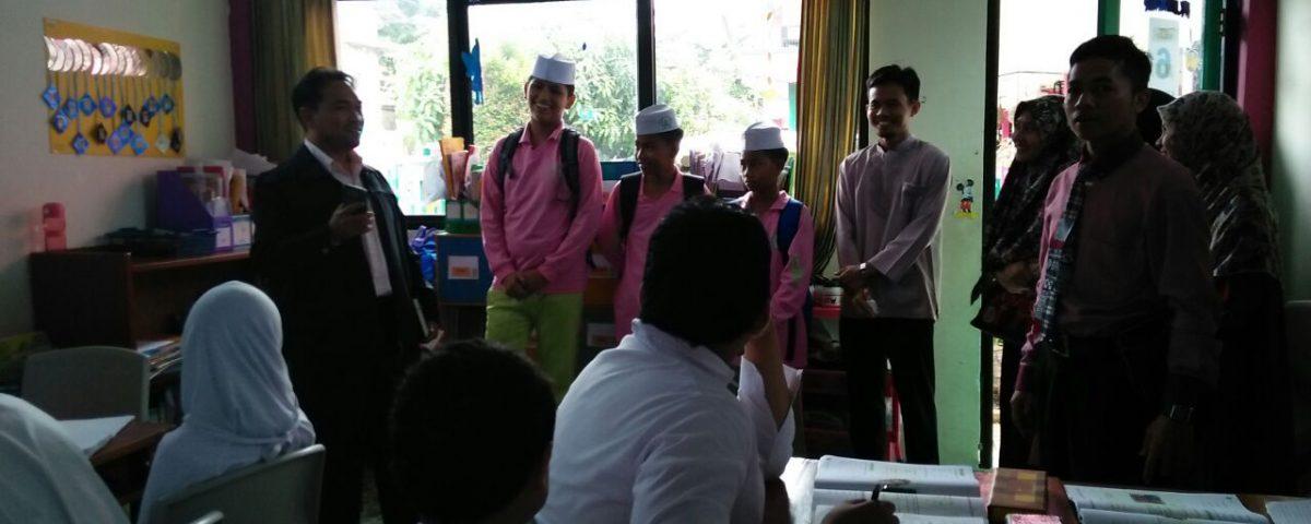 Student's Exchange Thailand Indonesia | Labschool FIPUMJ
