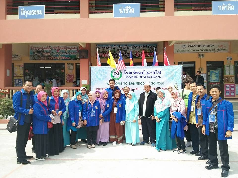 Labschool FIP UMJ Goes To Thailand